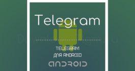 Пошаговая установка Телеграма на гаджеты с Андроид и настройка мессенджера