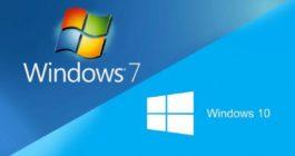 Как установить Windows 10 и Windows 7 на один компьютер