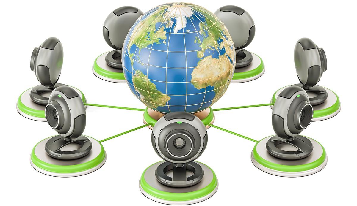веб-камер мира