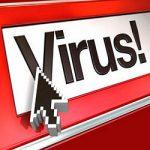 Курсор наведен на Virus