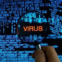 Facebook атаковал опасный вирус