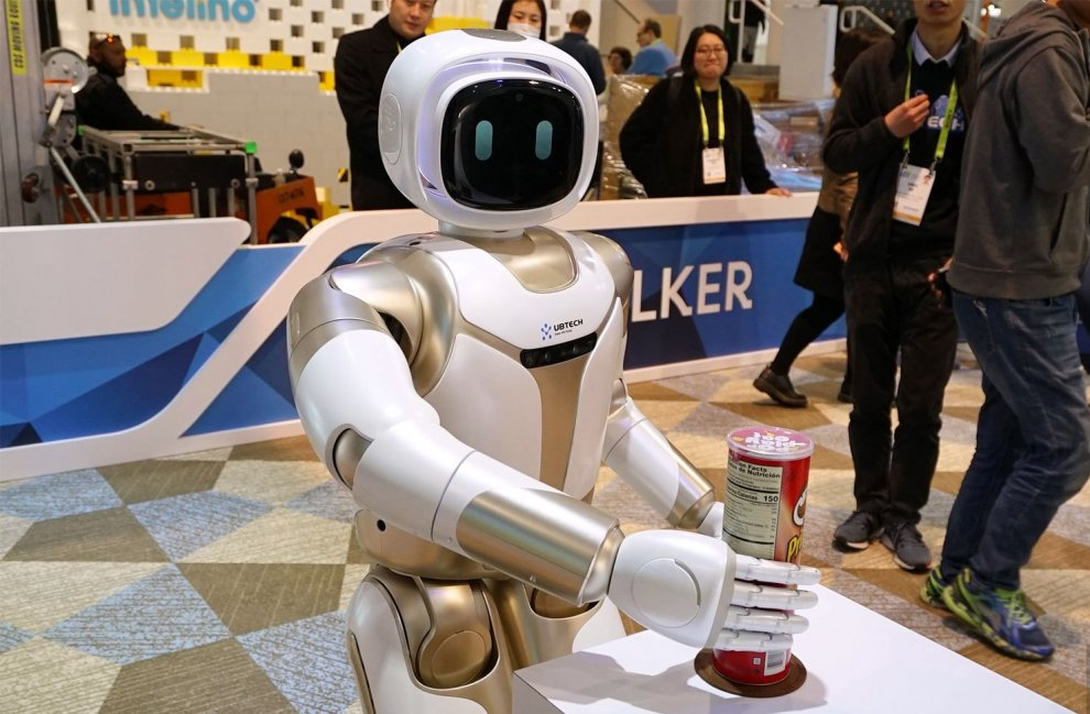 Walker робот