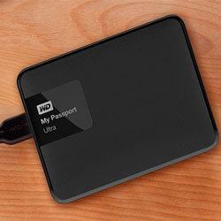 Серия внешних HDD дисков WD MyPassport получила обновление