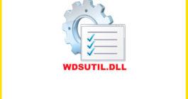 WDSUTIL.DLL — что это за ошибка в операционной системе Windows 7 8 10, как исправить
