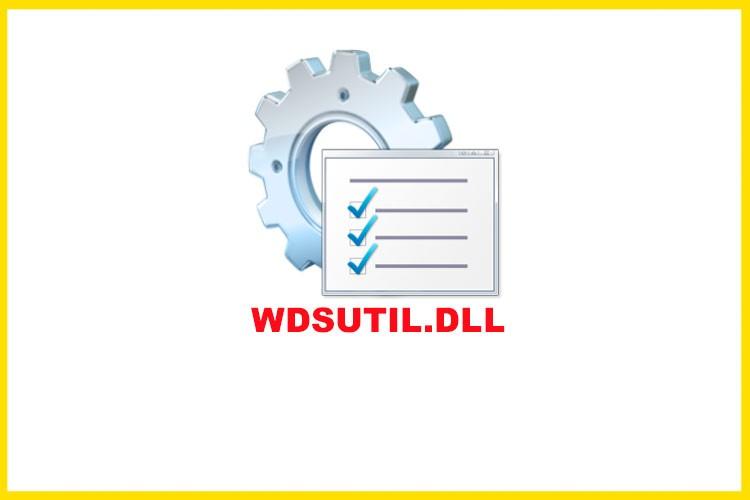 Отсутствует WDSUTIL.DLL