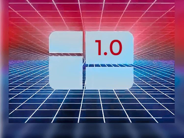 Виндовс 1.0