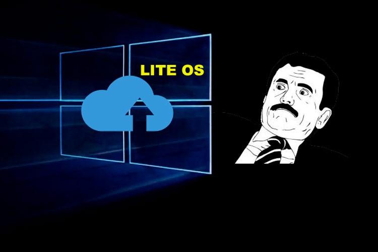Подробности о Lite OS