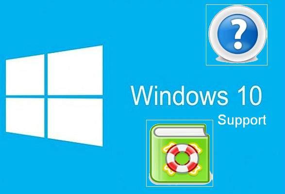 windows support звонок