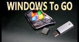 Что такое Windows To Go и как создать переносную ОС Windows 10 на флешке