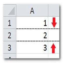 Удаляем разрыв страницы в Excel